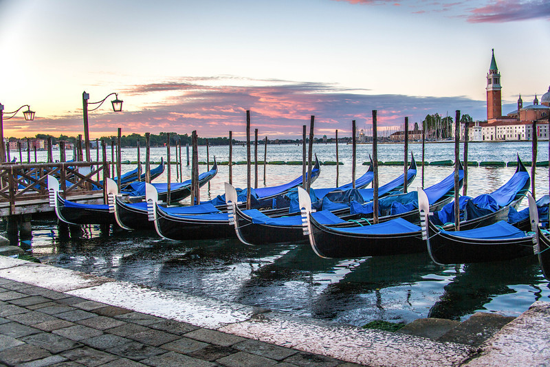 Venice-Day 3-St Marks at Dawn-
