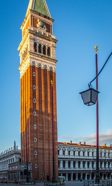 Venice-Day 3-St Marks at Dawn-1752