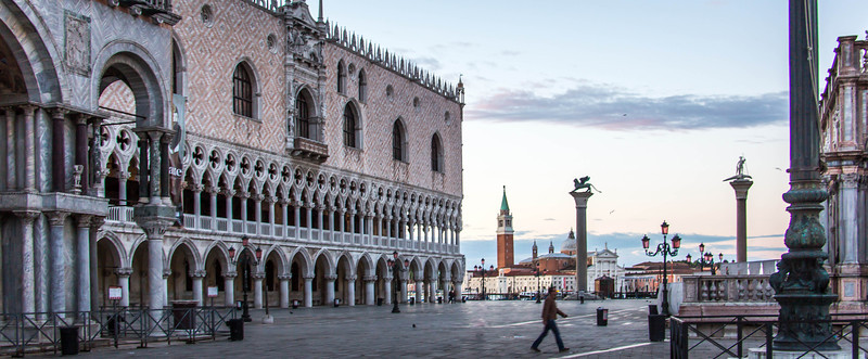 Venice-Day 3-St Marks at Dawn-1656