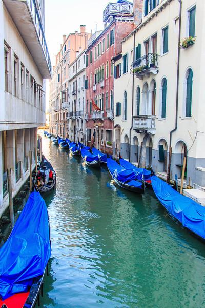 Venice-Day 3-Gondolas-1760