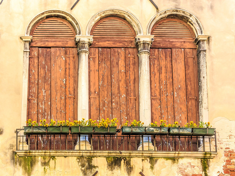 Venice - Side Streets-1827