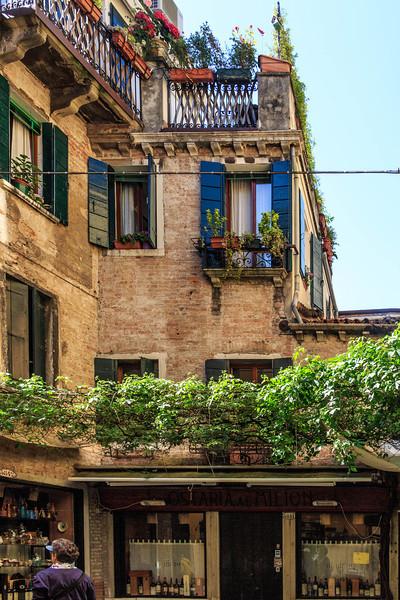 Venice - Side Streets-1817