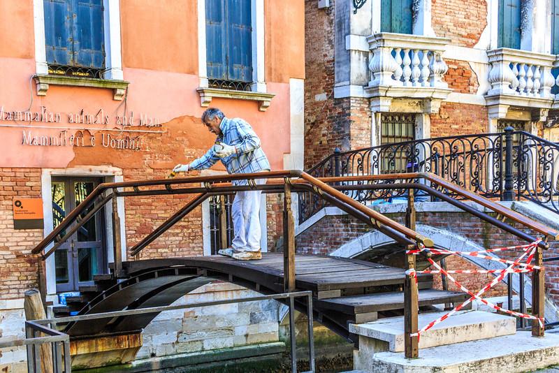 Venice - Side Streets-1837