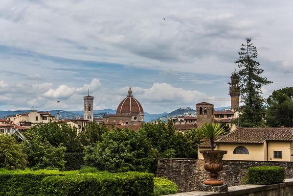 Florence-Boboli Gardens