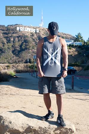 I KWOC in Hollywood