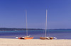Grand Traverse Bay with sailboats #MIC2003-3