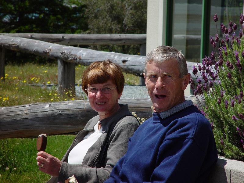 Betty and Stuart
