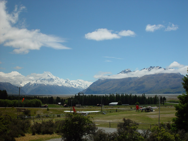 Mt Cook Airport