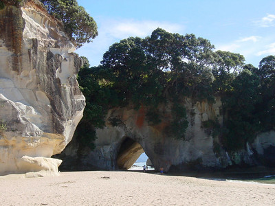 Cathedral Cave http://www.thecoromandel.com/