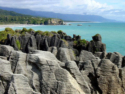 Exploring the South Island (2 months in 2002)