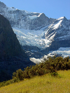"""Rob Roy Glacier. For a beautiful day hike, I highly recommend """"Rob Roy Glacier trail"""""""