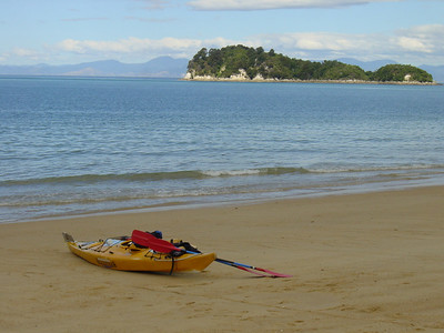 View of Fisherman Island