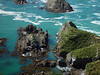 A view from Nugget Point.<br /> Sony F707