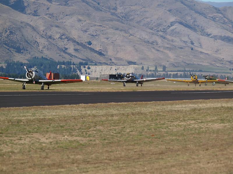 Warbirds over Wanaka 2008
