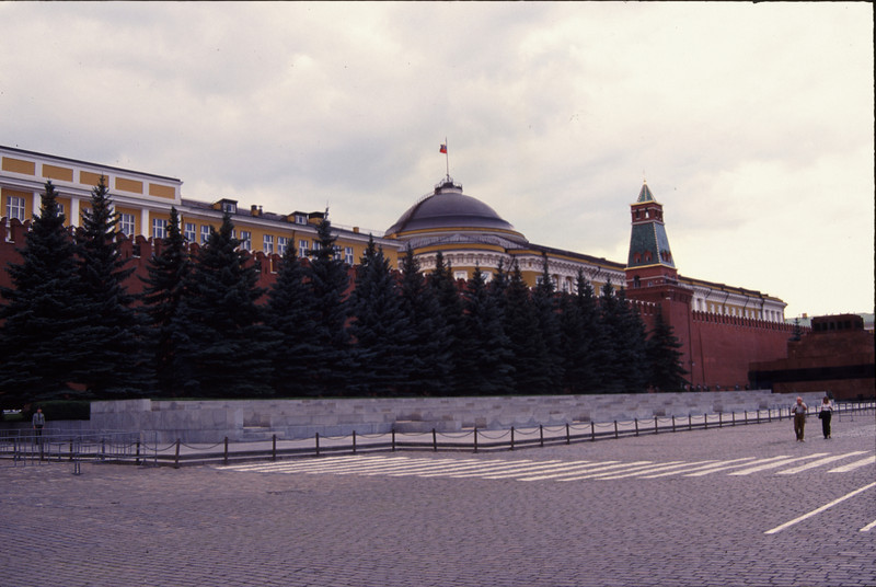 Another view of the Kremlin. #RUS2001-10