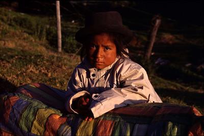 Sunrise in Otavalo (2004)