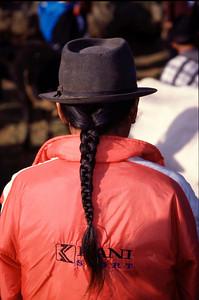 Ponytail (Otavalo in 2004)