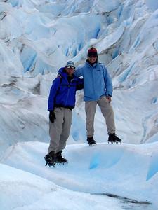 Great glacier walk
