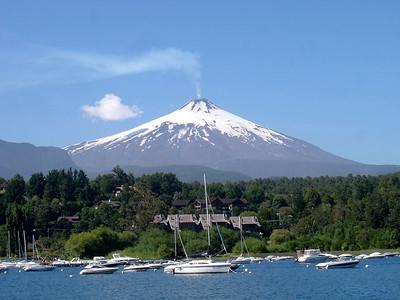 44 Volcan Villarrica (Pucon)