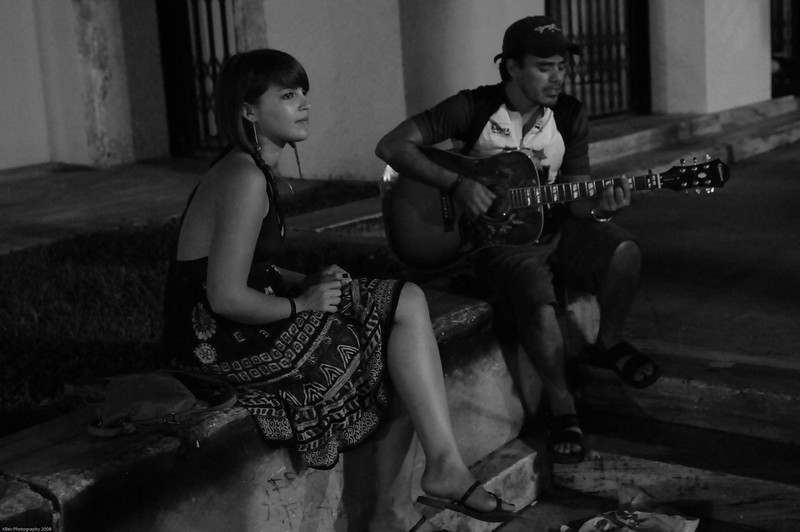 Jam session with Diana and her friend.  They both sounded great as I sat for 5-10 minutes and listened.