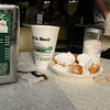 My dinner... at Cafe Du Monde