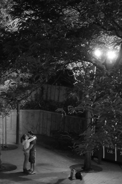 Love in Hallidie Plaza