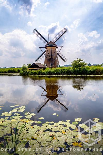 2018-06-15 Kinderdijk, Netherlands Day 16