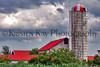 Red-roofed barn bm_012pep_Fk