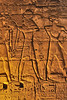 Relief carving Luxor