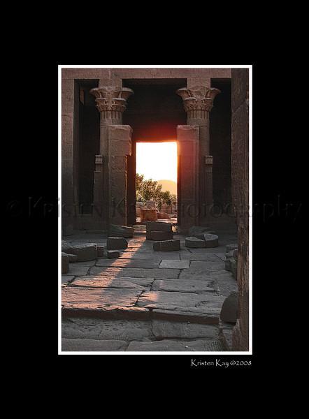 Temple Hathor Philae_005 3dblk