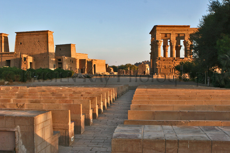 Philae Theater & temples_001