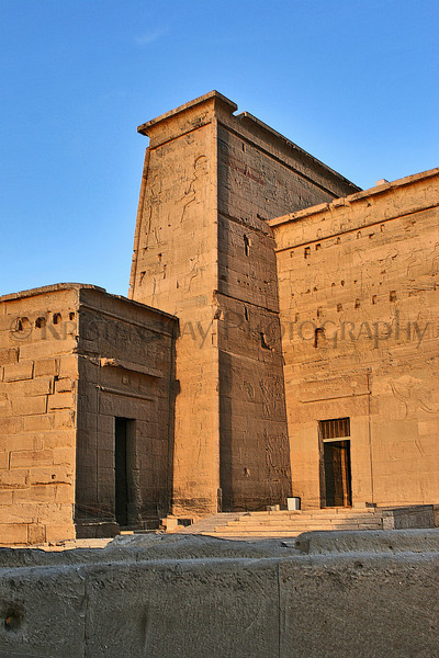 Temple of Isis_034 3D