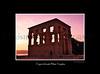 Trajan's Kiosk Sunrise_012pmblkPAP
