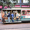 The famous cable car - San Francisco<br /> <br /> A híres `villamos` (cable car) - San Francisco
