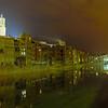 Girona at night<br /> <br /> Girona éjjel