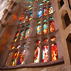 Sagrada Familia - Window<br /> <br /> Sagrada Familia - Ablak