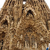 Sagrada Familia - Entrance<br /> <br /> Sagrada Familia - Bejárat