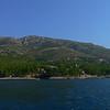 Hvar island from the sea<br /> <br /> Hvar sziget a vízről nézve