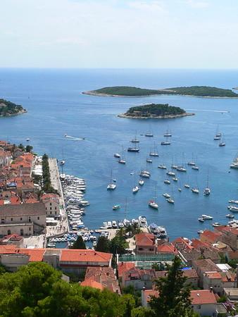 Croatia: Hvar island