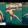 Soma is jumping into the sea<br /> <br /> Soma ugrik a vízbe