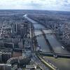 Arial View of Paris
