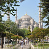 The Blue Mosque<br /> Istanbul Turkey