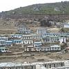 The last town on the Everest, name is Namche Bazaar<br /> <br /> Utolsó lakott település az Everesten, Namche Bazaar