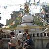 A stupa<br /> <br /> Egy sztyupa