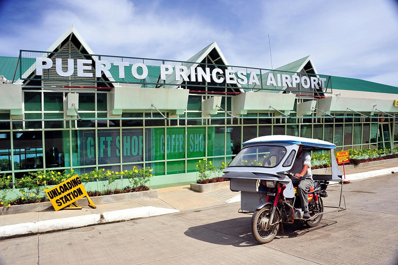 "Puerto Princesa Airport, in Puerto Princesa City, Palawan<br /> The main port of entry in the province of Palawan. We flew into this airport and will be driving down 3 hours to the ""barangay"" (town) of Roxas, Palawan where the Palawan Baptist Hospital is located at. Puerto Princesa City is the Capital of the province."
