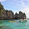 "El Nido, Palawan<br /> Went Island hopping down in El Nido. This photo was taken at the ""secret Lagoon"""
