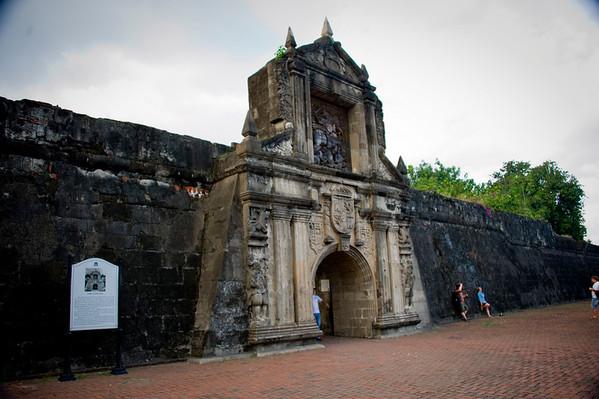 Tour of Manila