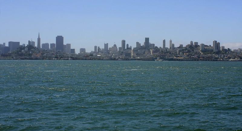 It was already clear in San Francisco