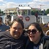 Selfie on the Seine