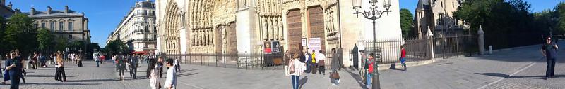 Panorama: Notre Dame